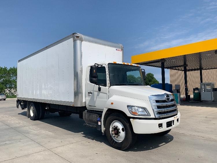 Used Hino 268s For Sale - Penske Used Trucks
