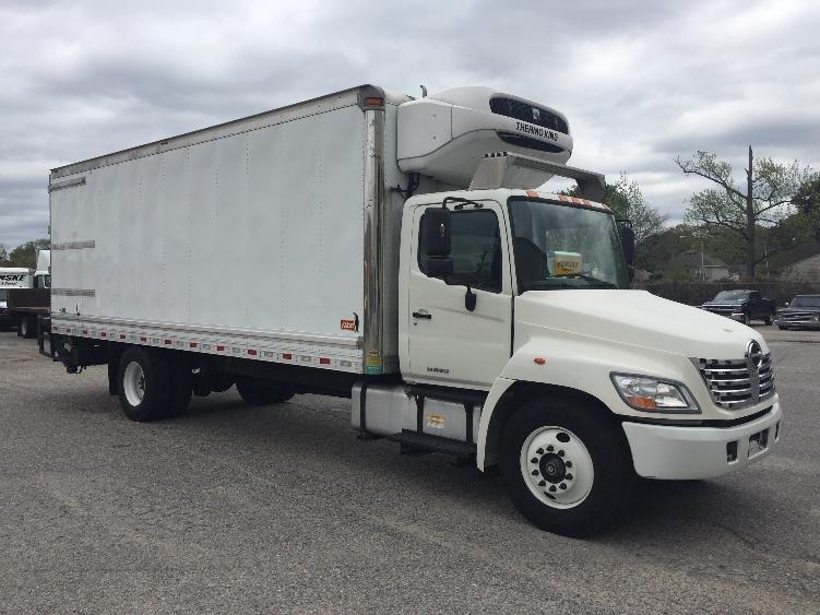 Reefer Truck-Light and Medium Duty Trucks-Hino-2010-268-CHESAPEAKE-VA-295,051 miles-$26,750