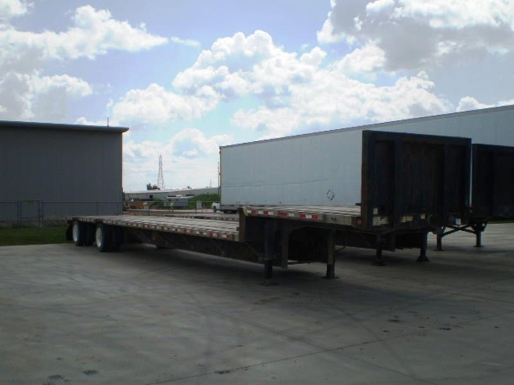 Flatbed Trailer-Semi Trailers-Great Dane-2006-Trailer-GOSHEN-IN-200,000 miles-$13,750
