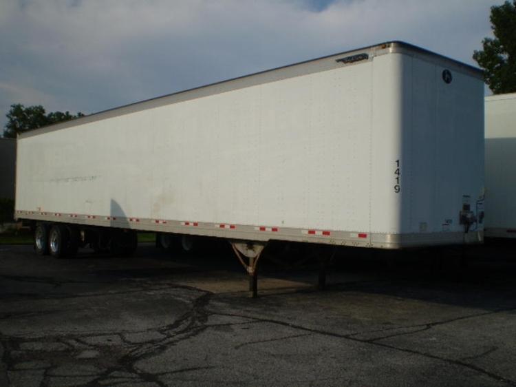 Dry Van Trailer-Semi Trailers-Great Dane-2007-Trailer-ELKHART-IN-200,000 miles-$12,500