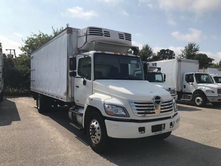 Reefer Truck-Light and Medium Duty Trucks-Hino-2007-268-CHESAPEAKE-VA-278,463 miles-$22,000