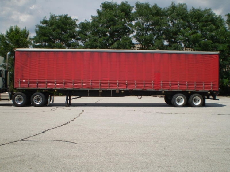 Flatbed Trailer-Semi Trailers-Utility-2007-Trailer-ELKHART-IN-161,361 miles-$13,250