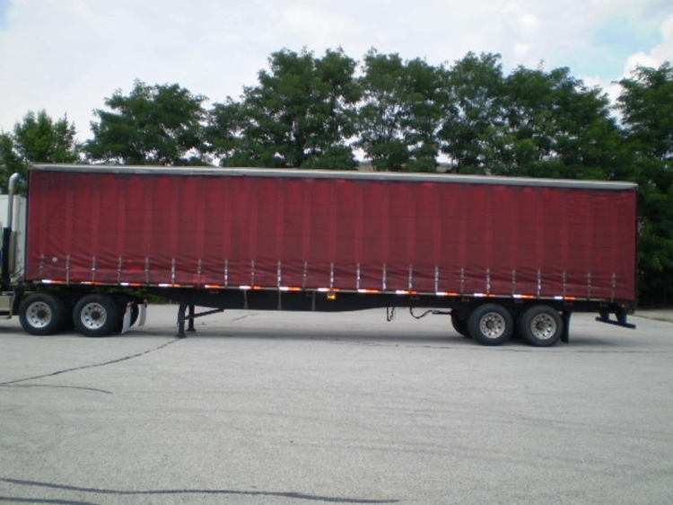 Flatbed Trailer-Semi Trailers-Utility-2007-Trailer-ELKHART-IN-305,588 miles-$13,250