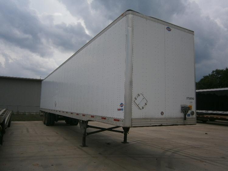 Dry Van Trailer-Semi Trailers-Utility-2007-Trailer-GOSHEN-IN-0 miles-$9,000