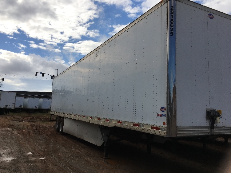 Dry Van Trailer-Semi Trailers-Utility-2008-Trailer-ROCKY MOUNT-VA-252,147 miles-$12,000