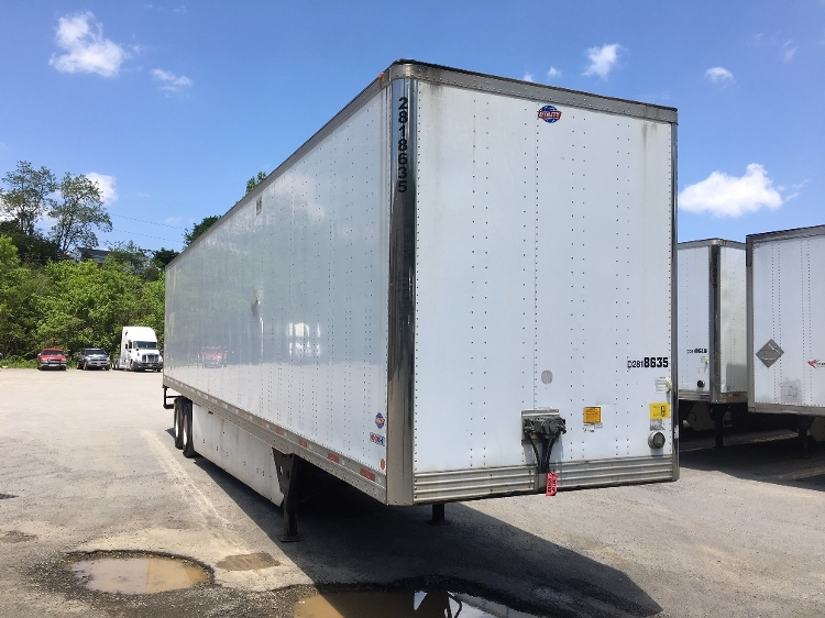 Dry Van Trailer-Semi Trailers-Utility-2008-Trailer-MARTINSVILLE-VA-172,323 miles-$12,000