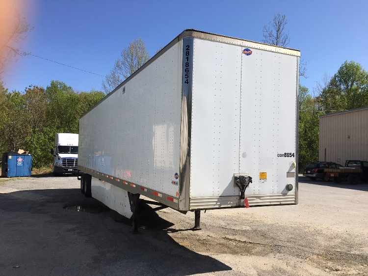 Dry Van Trailer-Semi Trailers-Utility-2008-Trailer-ROCKY MOUNT-VA-431,020 miles-$12,000