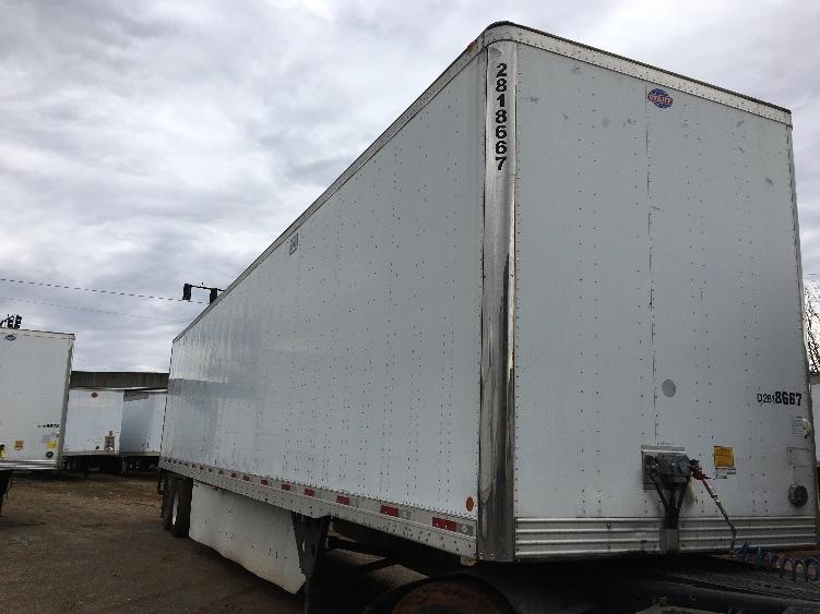 Dry Van Trailer-Semi Trailers-Utility-2008-Trailer-ROCKY MOUNT-VA-295,407 miles-$12,000