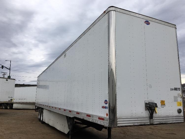 Dry Van Trailer-Semi Trailers-Utility-2008-Trailer-ROCKY MOUNT-VA-427,949 miles-$12,000