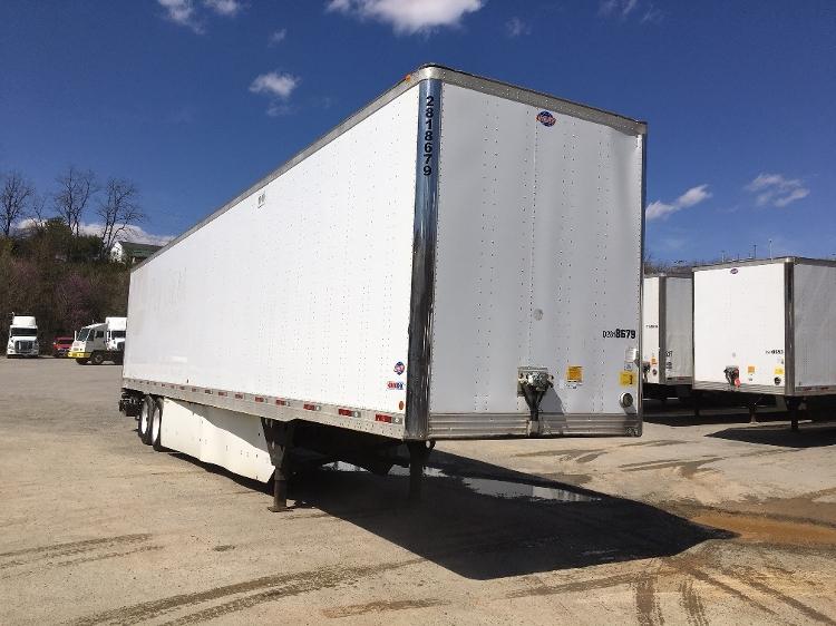 Dry Van Trailer-Semi Trailers-Utility-2008-Trailer-ROCKY MOUNT-VA-82,716 miles-$12,500