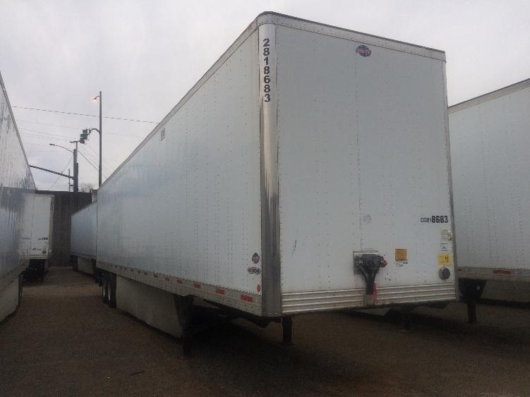 Dry Van Trailer-Semi Trailers-Utility-2008-Trailer-ROCKY MOUNT-VA-423,478 miles-$12,500