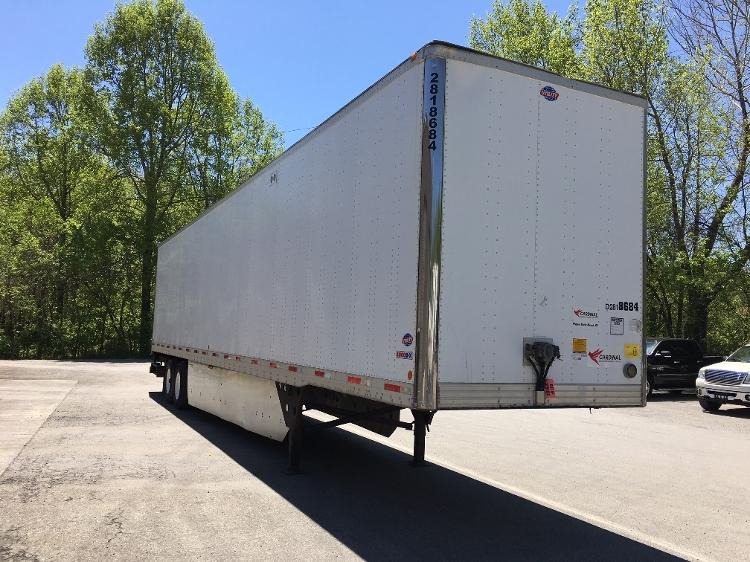 Dry Van Trailer-Semi Trailers-Utility-2008-Trailer-ROCKY MOUNT-VA-413,719 miles-$11,500