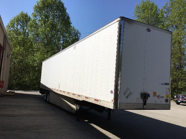 Dry Van Trailer-Semi Trailers-Utility-2008-Trailer-ROCKY MOUNT-VA-17,343 miles-$12,500