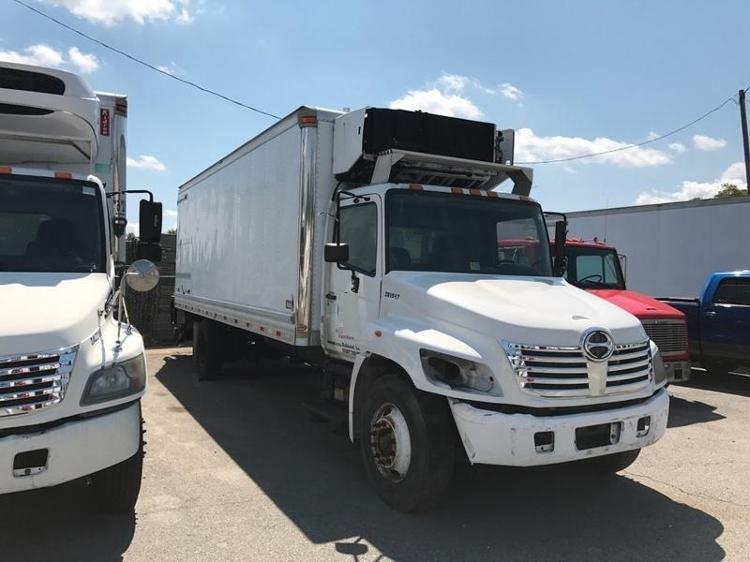 Reefer Truck-Light and Medium Duty Trucks-Hino-2008-268-RICHMOND-VA-405,998 miles-$8,250