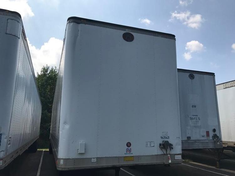 Dry Van Trailer-Semi Trailers-Great Dane-1996-Trailer-PRINCE GEORGE-VA-0 miles-$3,750