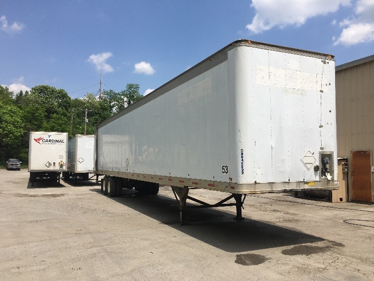 Dry Van Trailer-Semi Trailers-Great Dane-1998-Trailer-ROCKY MOUNT-VA-98,303 miles-$5,500