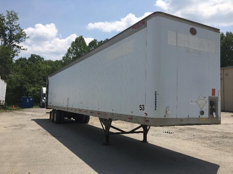 Dry Van Trailer-Semi Trailers-Great Dane-1998-Trailer-ROCKY MOUNT-VA-110,676 miles-$6,000