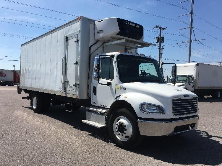 Reefer Truck-Light and Medium Duty Trucks-Freightliner-2012-M2-DALLAS-TX-199,261 miles-$43,750