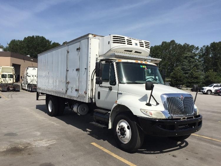 Reefer Truck-Light and Medium Duty Trucks-International-2009-4300-DELTA-BC-190,617 km-$33,500
