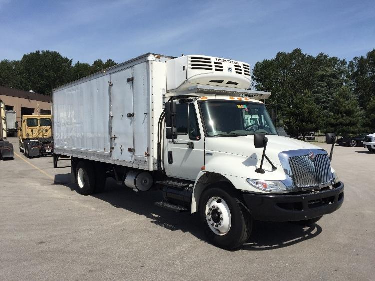 Reefer Truck-Light and Medium Duty Trucks-International-2009-4300-DELTA-BC-208,236 km-$33,000