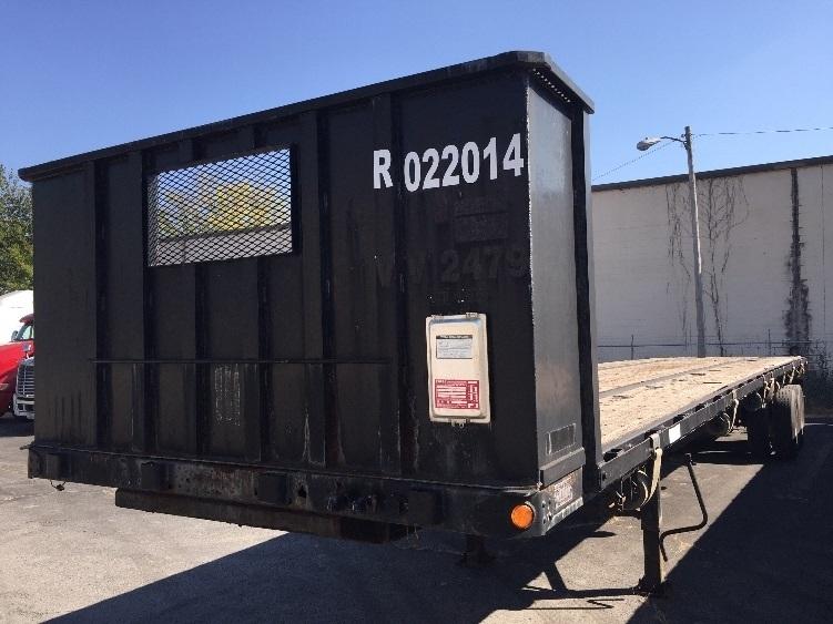 Flatbed Trailer-Semi Trailers-Utility-2002-Trailer-DALTON-GA-0 miles-$9,500