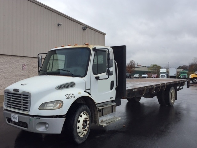 Flatbed Truck-Light and Medium Duty Trucks-Freightliner-2005-M2-CONYERS-GA-47,998 miles-$28,750