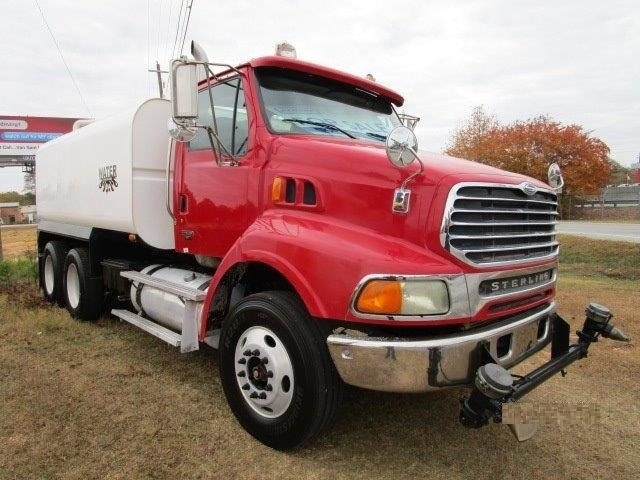 Tanker Truck-Specialized Equipment-Sterling-2007-LT9500-CONYERS-GA-417,905 miles-$63,000
