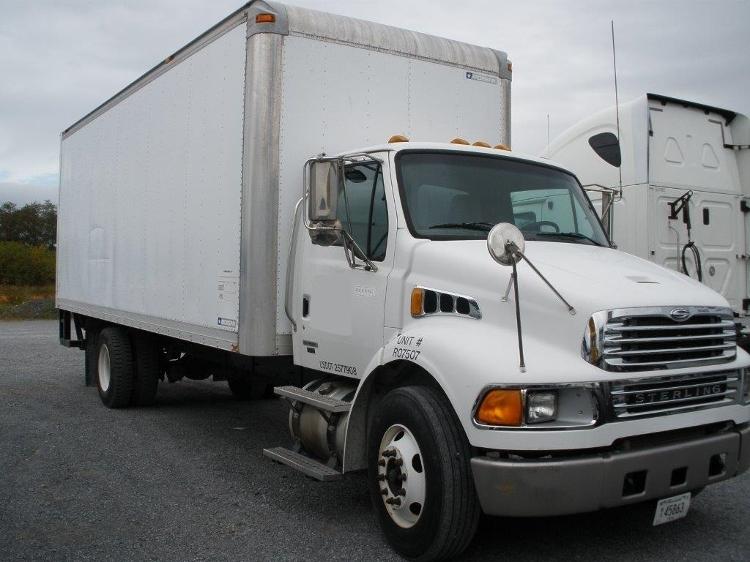 Medium Duty Box Truck-Light and Medium Duty Trucks-Sterling-2007-ACTERRA-MORRISTOWN-TN-186,231 miles-$23,750