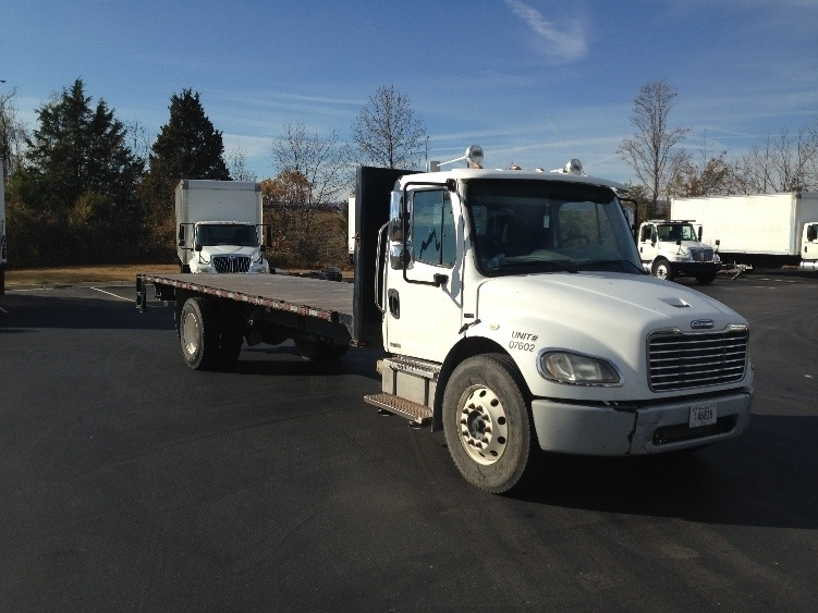 Flatbed Truck-Light and Medium Duty Trucks-Freightliner-2007-M2-DALTON-GA-112,082 miles-$32,250