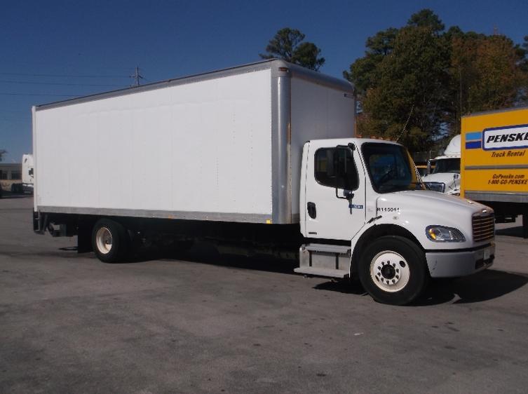 Medium Duty Box Truck-Light and Medium Duty Trucks-Freightliner-2011-M2-DECATUR-AL-171,594 miles-$44,750