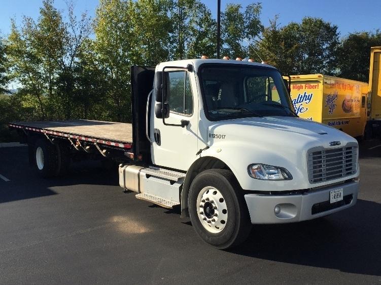 Flatbed Truck-Light and Medium Duty Trucks-Freightliner-2013-M2-DALTON-GA-26,721 miles-$62,000