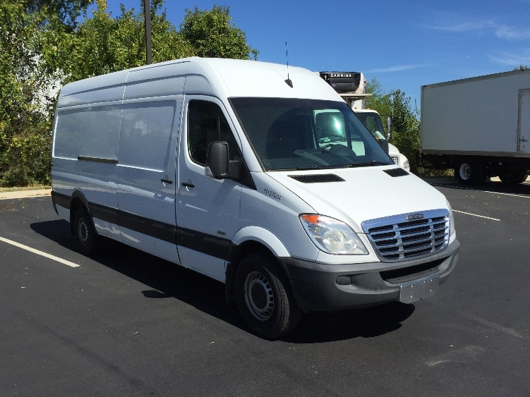 Cargo Van (Panel Van)-Light and Medium Duty Trucks-Freightliner-2012-Mercedes Sprinter-DALTON-GA-302,428 miles-$15,000