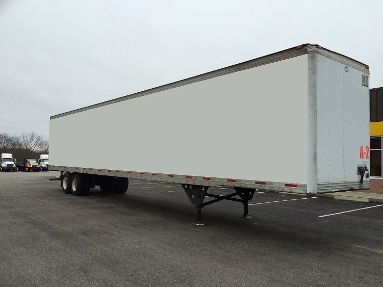 Dry Van Trailer-Semi Trailers-Utility-2003-Trailer-LAWRENCE-MA-308,775 miles-$8,750
