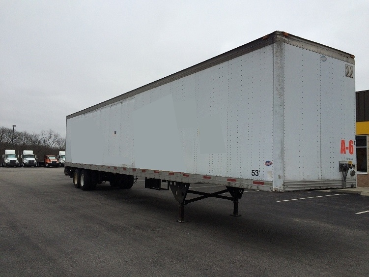 Dry Van Trailer-Semi Trailers-Utility-2003-Trailer-LAWRENCE-MA-411,866 miles-$7,750