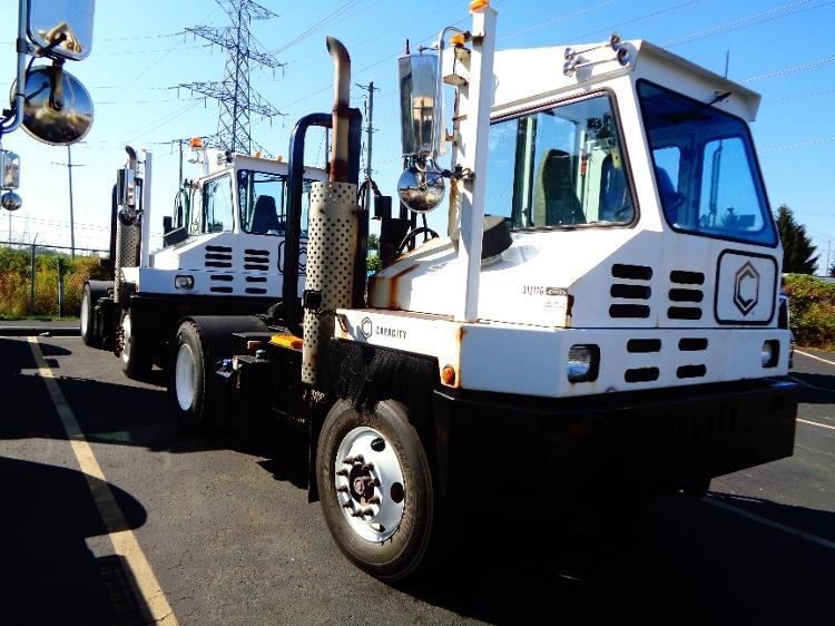 Yard Truck-Heavy Duty Tractors-Capacity Of Texas-2013-TJ5000-LONDON-ON-12,639 km-$74,500