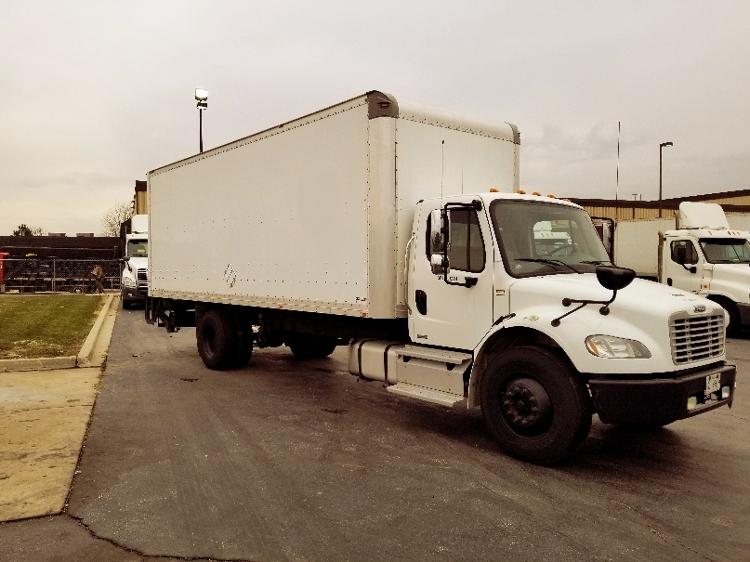 Medium Duty Box Truck-Light and Medium Duty Trucks-Freightliner-2012-M2-ELK GROVE VILLAGE-IL-92,343 miles-$47,000
