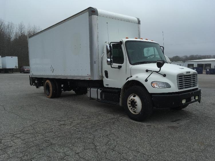 Medium Duty Box Truck-Light and Medium Duty Trucks-Freightliner-2012-M2-GREER-SC-177,665 miles-$39,500