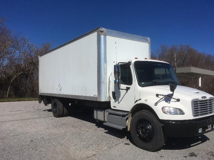 Medium Duty Box Truck-Light and Medium Duty Trucks-Freightliner-2012-M2-GREER-SC-167,489 miles-$40,500