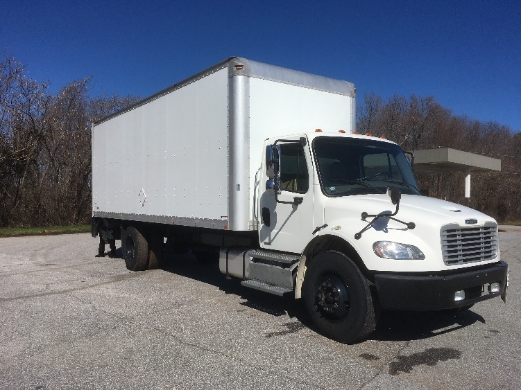 Medium Duty Box Truck-Light and Medium Duty Trucks-Freightliner-2012-M2-GREER-SC-168,450 miles-$40,500