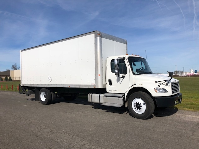 Medium Duty Box Truck-Light and Medium Duty Trucks-Freightliner-2012-M2-PORTLAND-OR-119,016 miles-$44,250