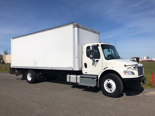 Medium Duty Box Truck-Light and Medium Duty Trucks-Freightliner-2012-M2-PORTLAND-OR-105,763 miles-$45,250
