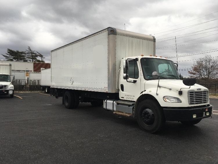 Medium Duty Box Truck-Light and Medium Duty Trucks-Freightliner-2012-M2-WEST BABYLON-NY-126,206 miles-$44,250