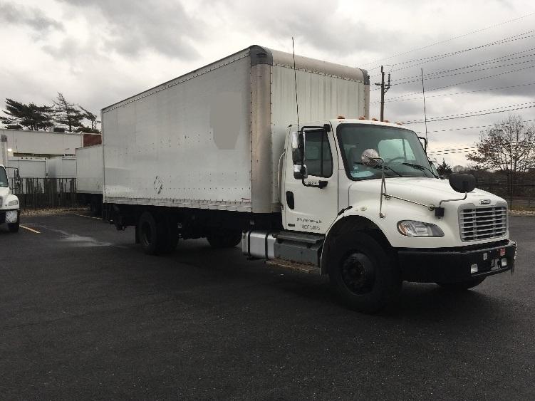 Medium Duty Box Truck-Light and Medium Duty Trucks-Freightliner-2012-M2-WEST BABYLON-NY-106,922 miles-$45,750