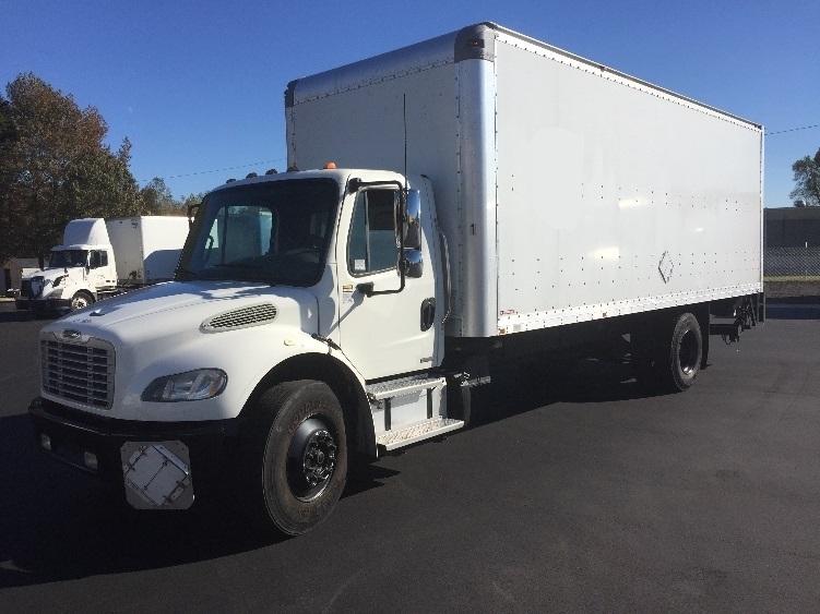 Medium Duty Box Truck-Light and Medium Duty Trucks-Freightliner-2012-M2-MEBANE-NC-348,274 miles-$27,000