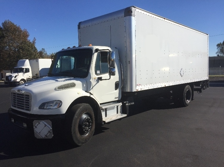Medium Duty Box Truck-Light and Medium Duty Trucks-Freightliner-2012-M2-FLORENCE-SC-321,822 miles-$27,750