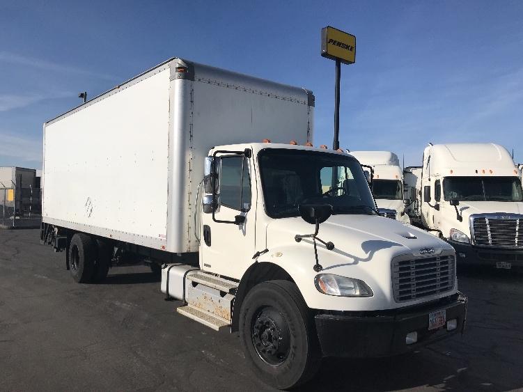 Medium Duty Box Truck-Light and Medium Duty Trucks-Freightliner-2012-M2-PHOENIX-AZ-139,329 miles-$35,000