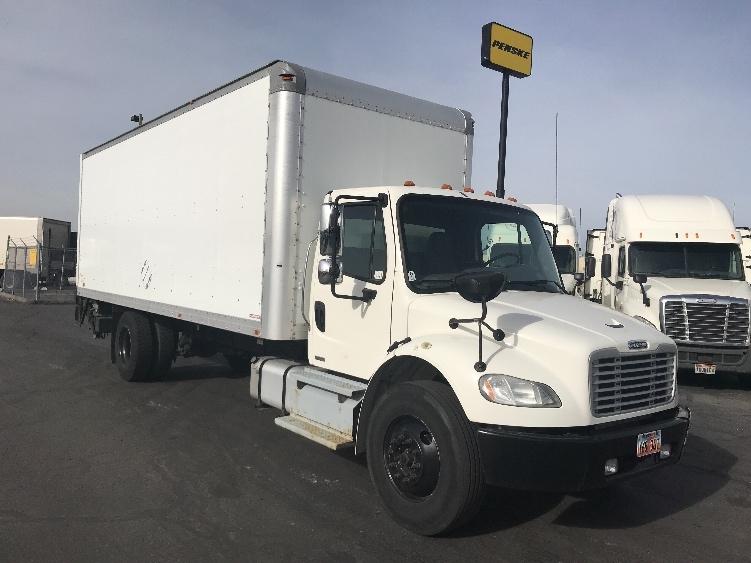 Medium Duty Box Truck-Light and Medium Duty Trucks-Freightliner-2012-M2-WEST VALLEY CITY-UT-137,839 miles-$43,000