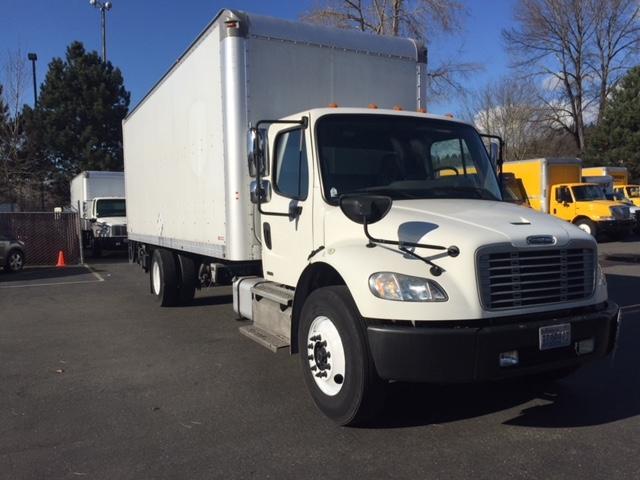 Medium Duty Box Truck-Light and Medium Duty Trucks-Freightliner-2012-M2-TUKWILA-WA-117,356 miles-$44,500