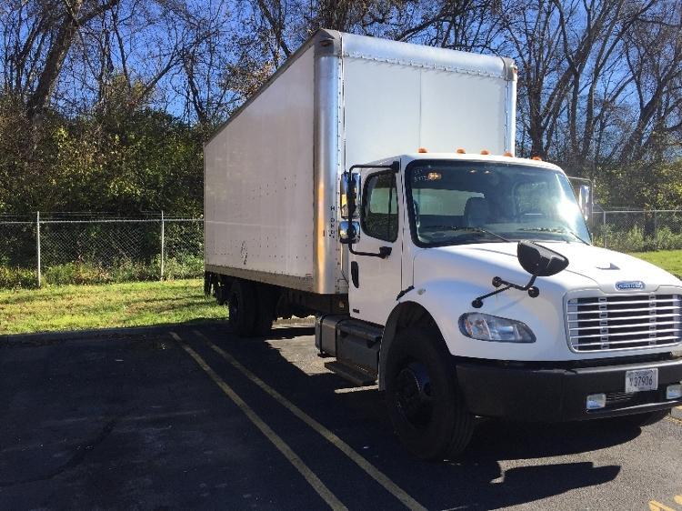 Medium Duty Box Truck-Light and Medium Duty Trucks-Freightliner-2012-M2-KNOXVILLE-TN-340,871 miles-$23,750